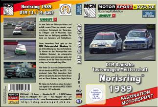 D828* DTM 1989 Norisring im Widescrreen 16:9 Format