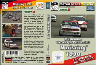 D829* DTM 1990 Norisring im Widescrreen 16:9 Format